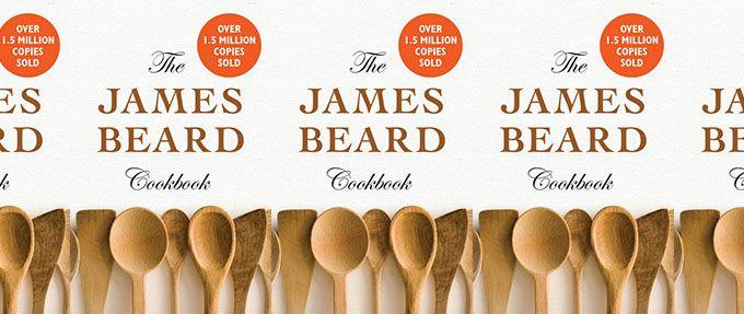 james beard cookbook