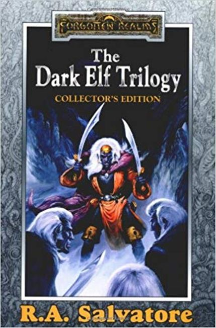 From Dark Elves to Demons: Where to Begin with R A  Salvatore Books