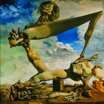 a biography of salvador dali a spanish painter The biography and artworks of famous artist salvador dali - a spanish painter, printmaker and sculptor who was a leading surrealist artist in the 1930s spanish painter, printmaker and sculptor salvador dalí was a leading figure in surrealism in the 1930s.