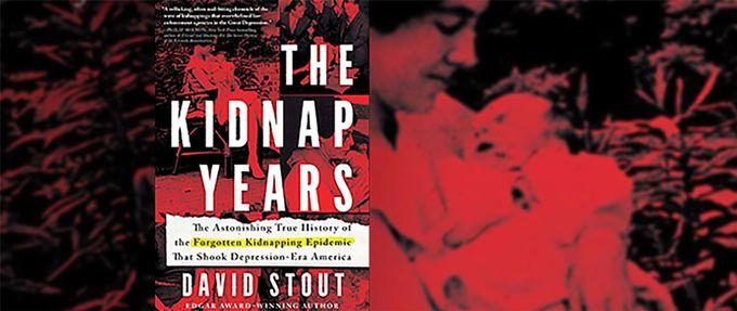 the kidnap years david stout