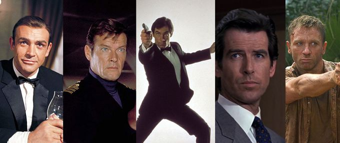 James Bond movies