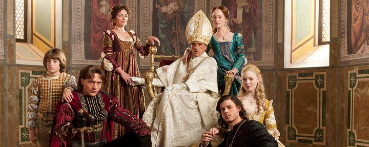 The Borgias The Lannisters