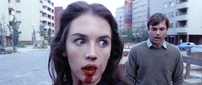 bizarre horror movies