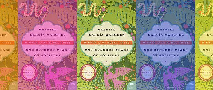 books like 100 years of solitude