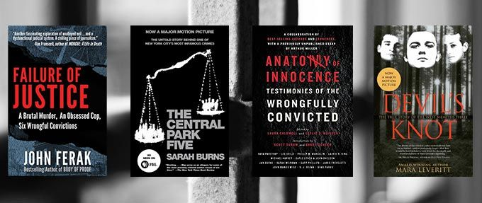 true crime books about wrongful convictions