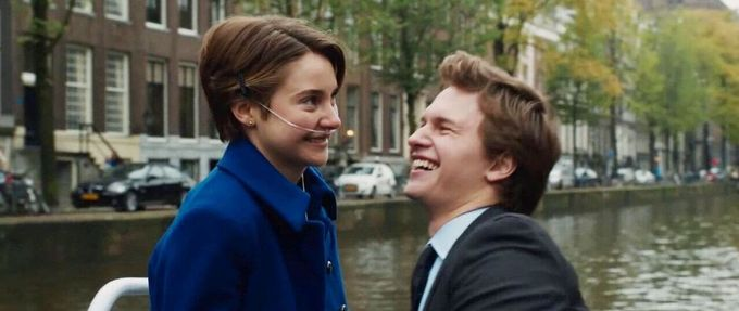 featured image from the fault in our stars