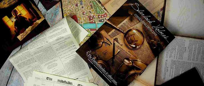 Murder Mystery Board Games Featured Image