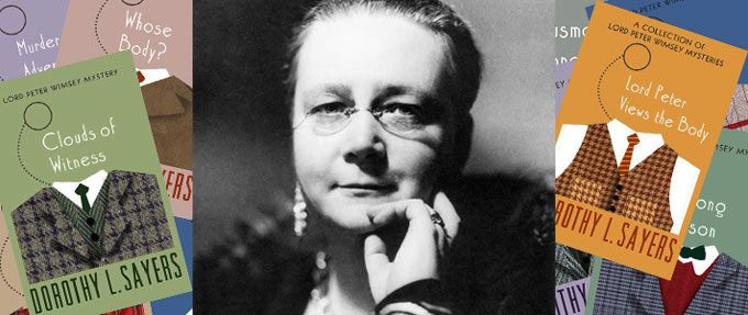 dorothy l sayers lord peter wimsey
