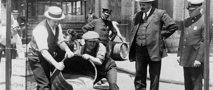 crime prohibition