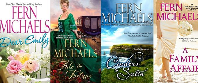 romantic fern michaels books