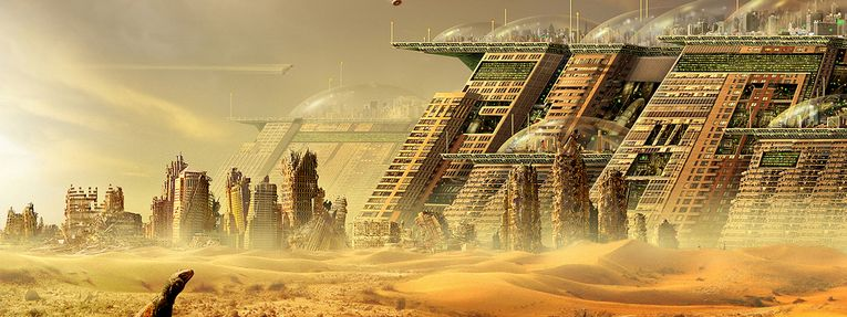 The 60 Best Science Fiction Books In The Universe Adorable Inspirational Alien City