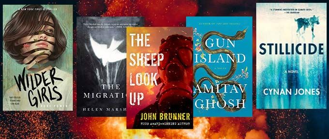 climate change horror books