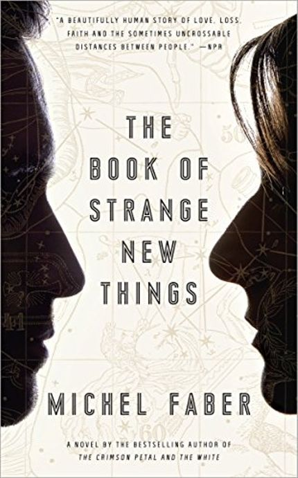 The 30 best science fiction books in the universe buy the book of strange new things at amazon fandeluxe Choice Image