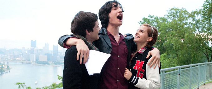 perks or being a wallflower