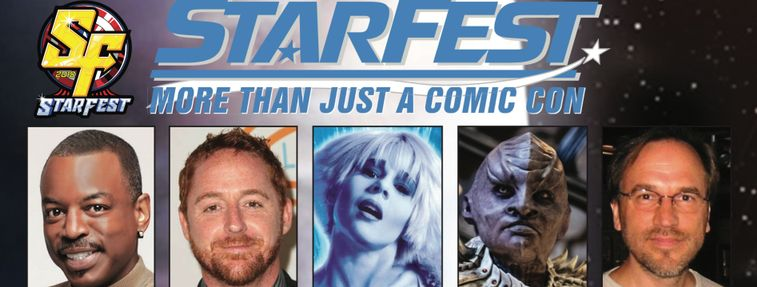 StarFest 2018 Sweepstakes Rules