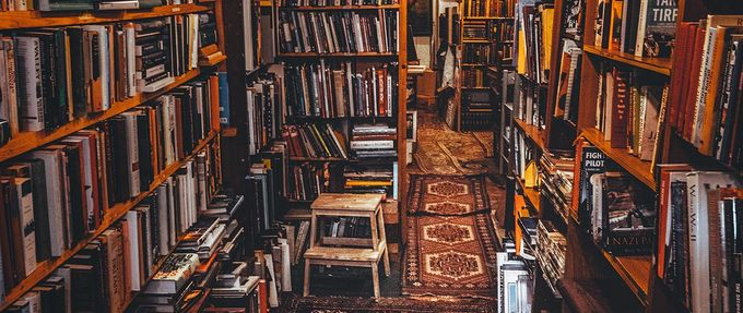 mystery bookstores to visit