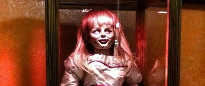 scariest haunted dolls