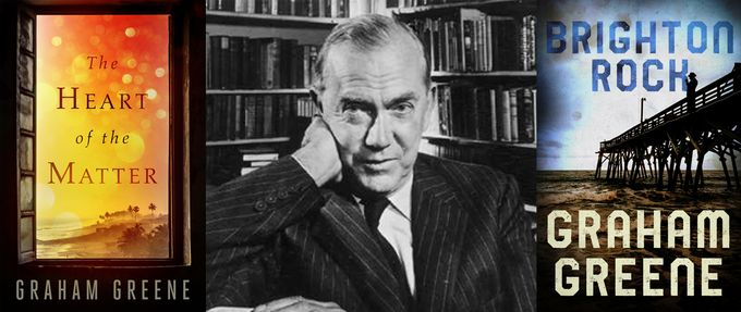 graham greene books