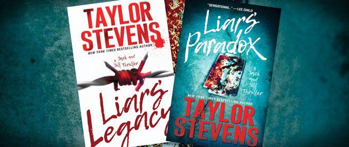 taylor stevens liars paradox liars legacy jack and jill