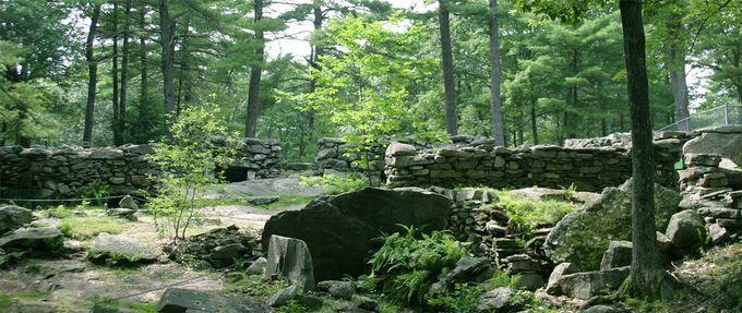 Mystery Hill: America's Stonehenge