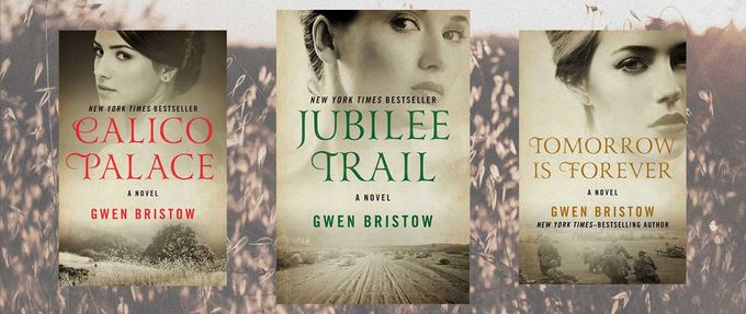 Dreamy Romance Sagas from Gwen Bristow