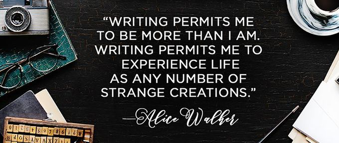 Inspiring Writing Quotes for NaNoWriMo Authors