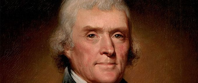 thomas jefferson books