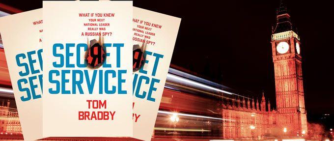 secret service tom bradby giveaway