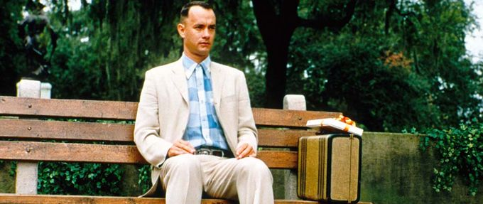 forrest gump, a movie better than the book