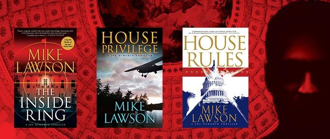 mike lawson books