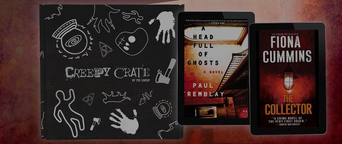 Creepy Crate #13