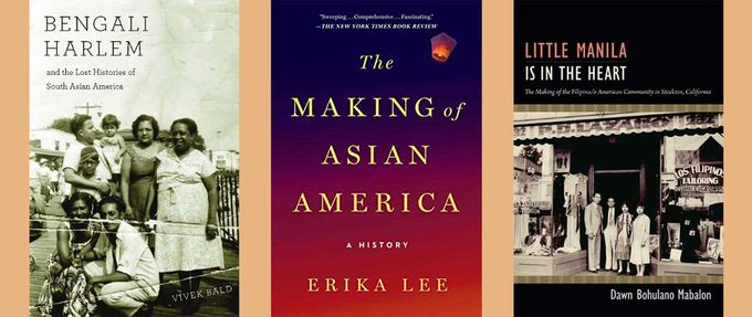 8 Books About the Asian American Experience