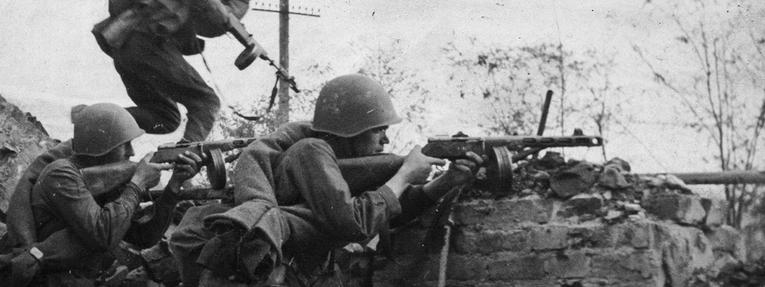 Enemy at the Gates World War 2 History