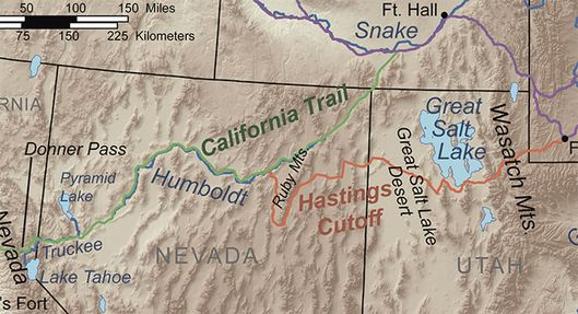 7 Things You Didn't Know About the Donner Party on