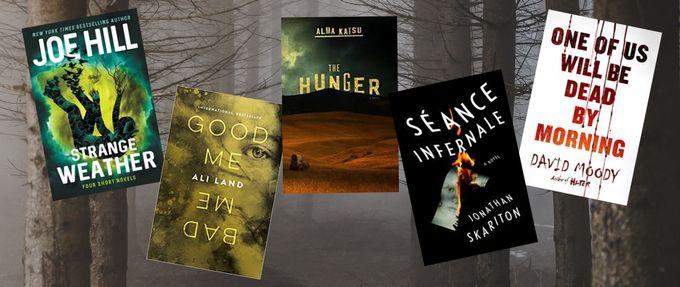 horror book bundle giveaway