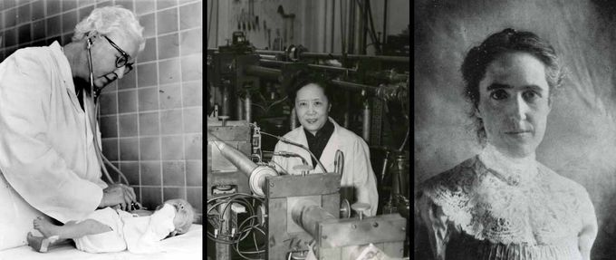 women in science giveaway