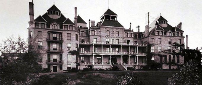 haunted places crescent hotel