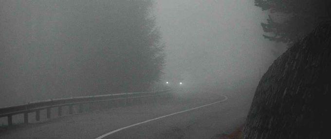 paranormal roadtrup