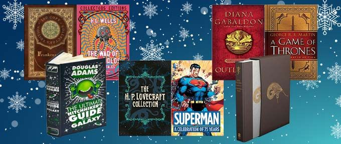 classic collectors edition books to gift the sff reader in your life