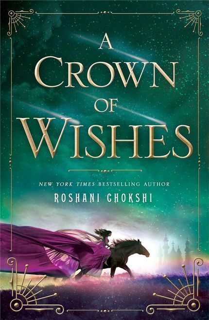 Buy A Crown of Wishes  at Amazon