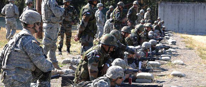 us army and marine corps