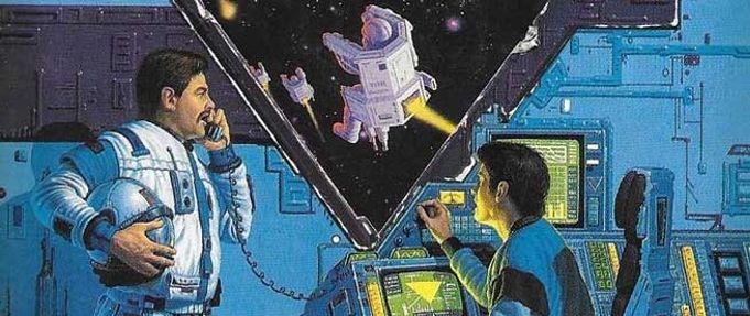 Allen Steele Orbital Decay feature