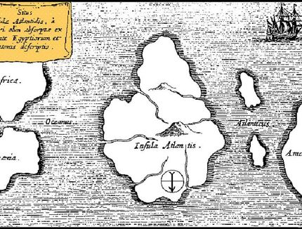 The lost city of atlantis and 5 other lost worlds lost cities fandeluxe Image collections