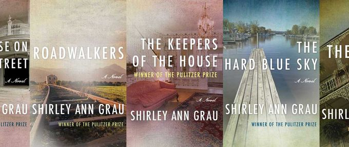 shirley ann grau books