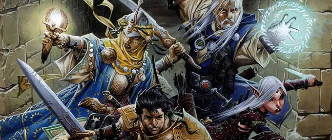 games like d and d Pathfinder