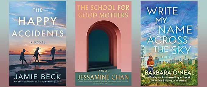 hot new reads giveaway