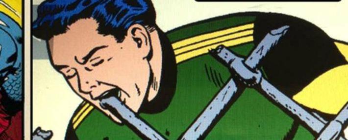 superhero powers ridiculous matter-eater lad