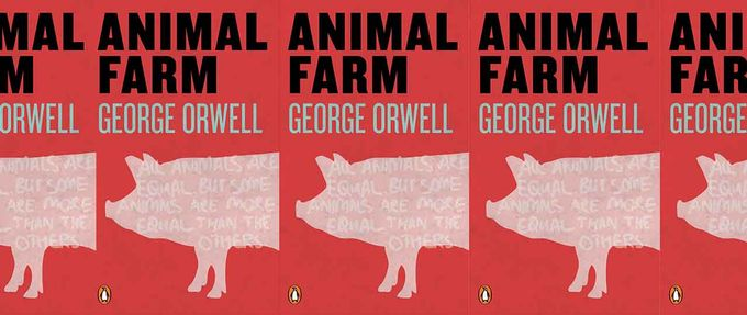 Why you should re-read George Orwell's Animal Farm Featured Image
