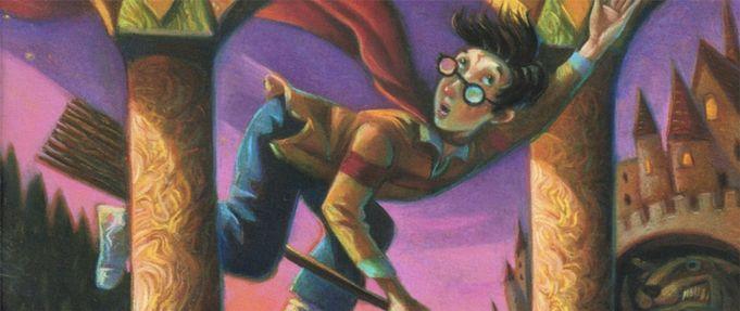 8 Books Like Harry Potter