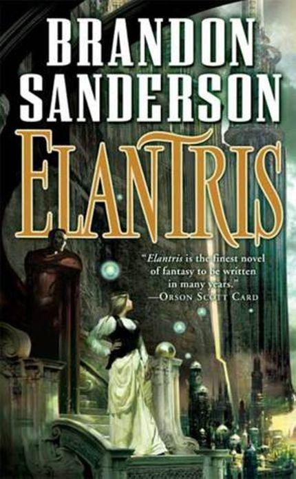 Buy Elantris at Amazon